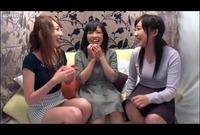 大学サークル友達同士の初レズ!敏感イキまくり体験!Vol.03