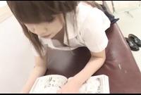 教育実習生が一生懸命盗らえた中○生のノーブラ胸モロ映像 ④ SNS-340