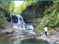 涼☆神秘の平和の滝☆sapporo.wmv