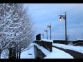 師走の街に雪が降る♪.wmv